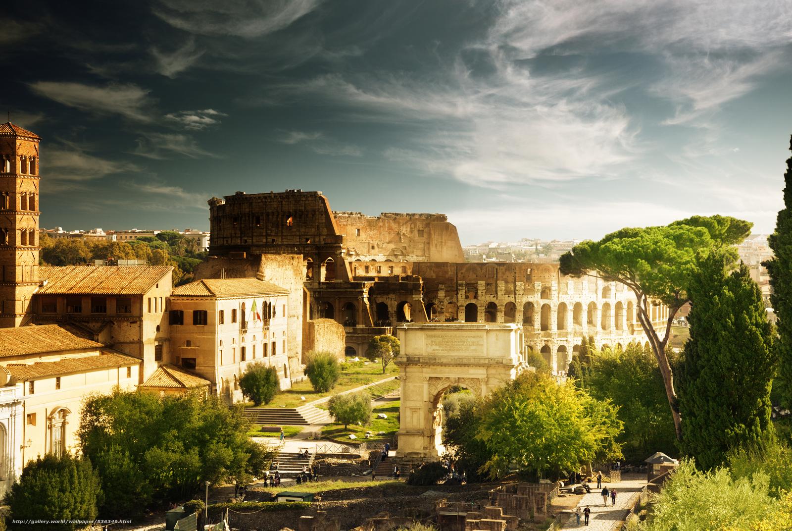 tlcharger fond decran rome - photo #33