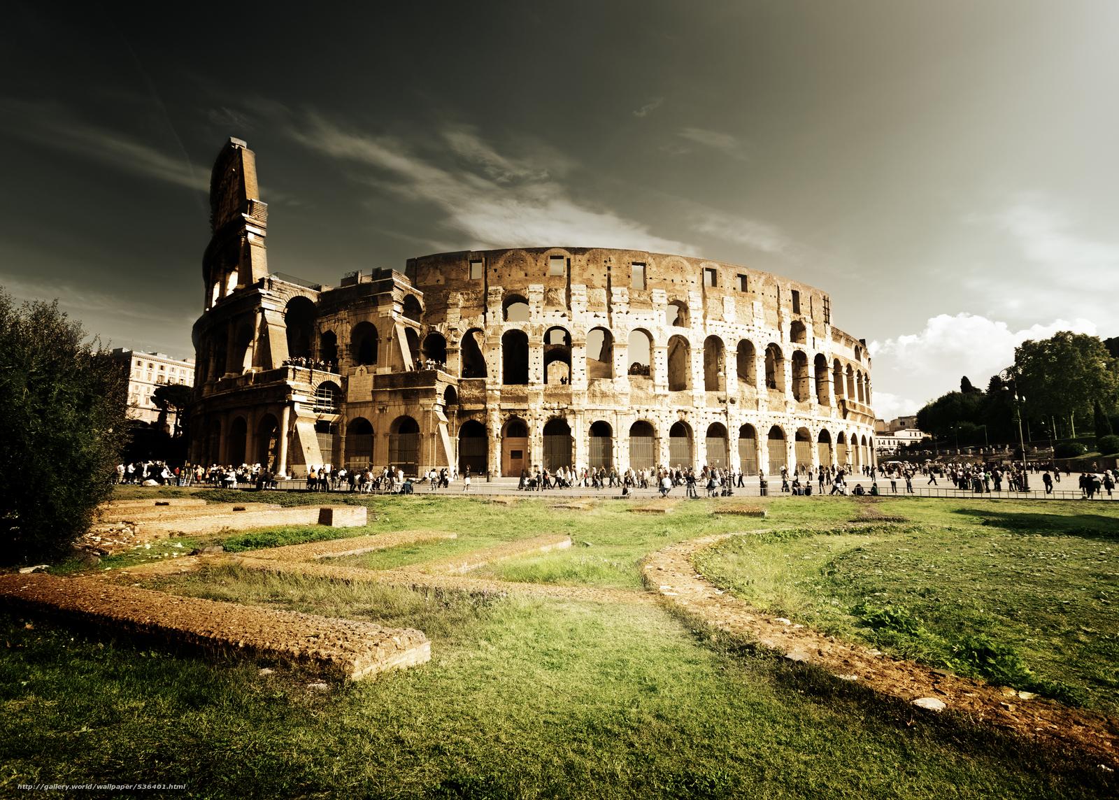 tlcharger fond decran rome - photo #18