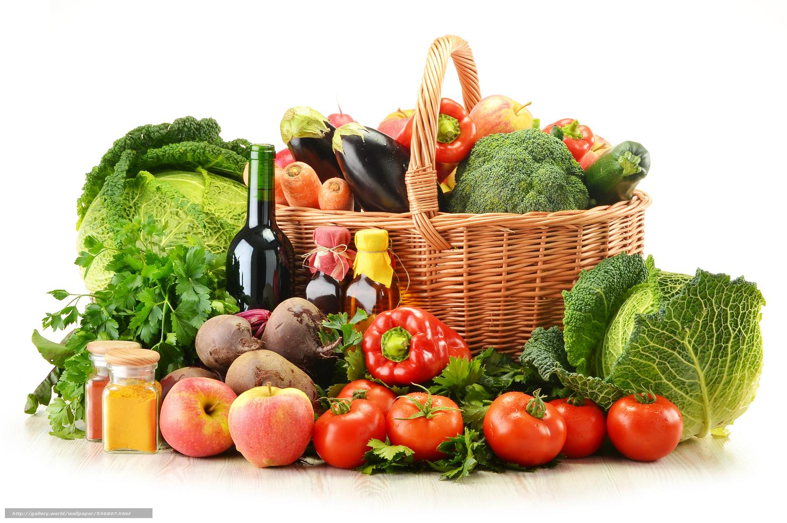 Download wallpaper harvest,  fruit,  vegetables free desktop wallpaper in the resolution 8688x5772 — picture №536807