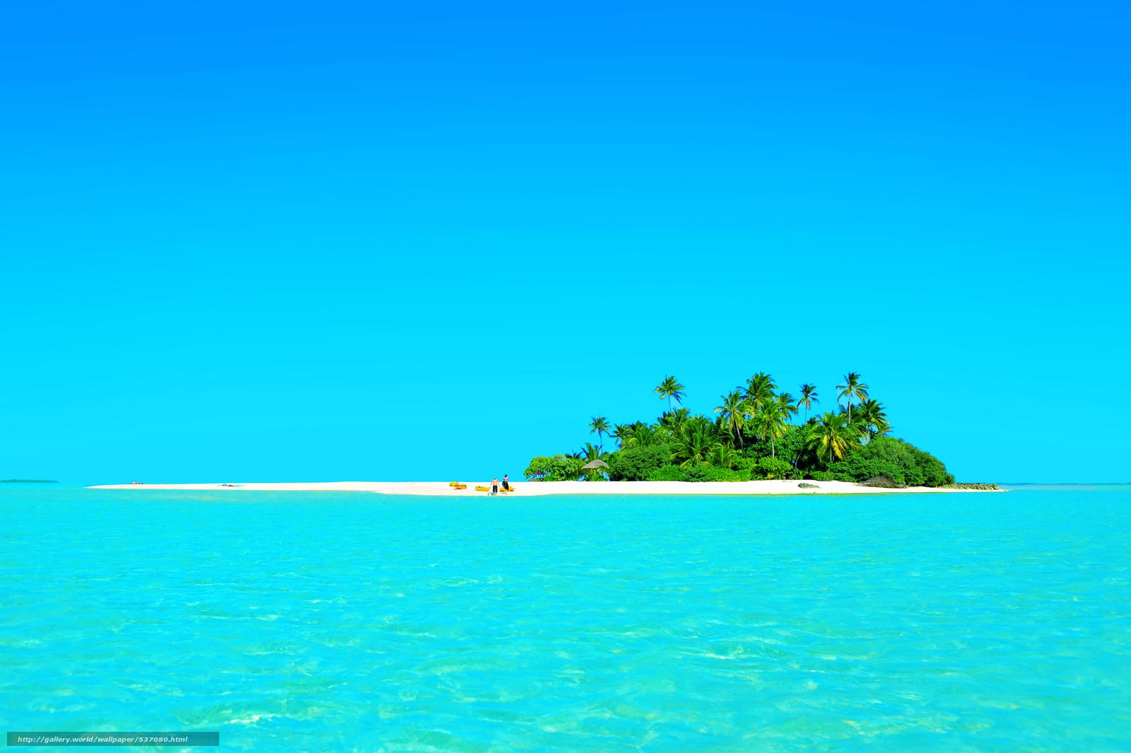 scaricare gli sfondi paesaggio,  mare,  isola Sfondi gratis per la risoluzione del desktop 4192x2789 — immagine №537080