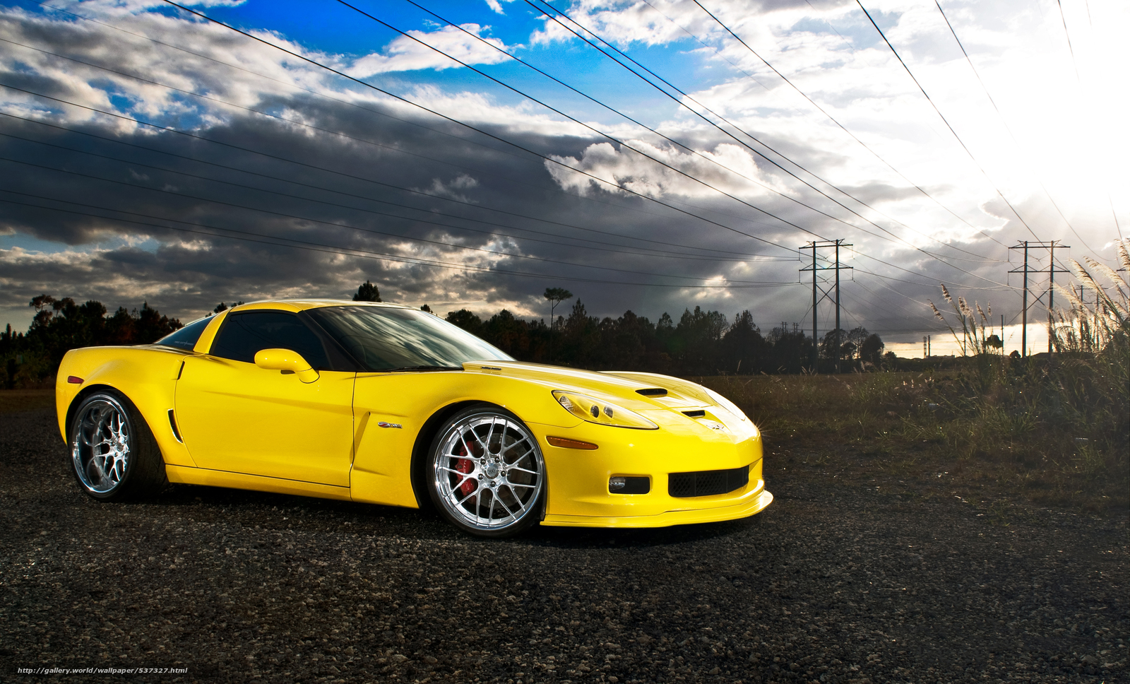 Download wallpaper wide body chevrolet corvette free desktop wallpaper in the resolution 4304x2604 picture 537327
