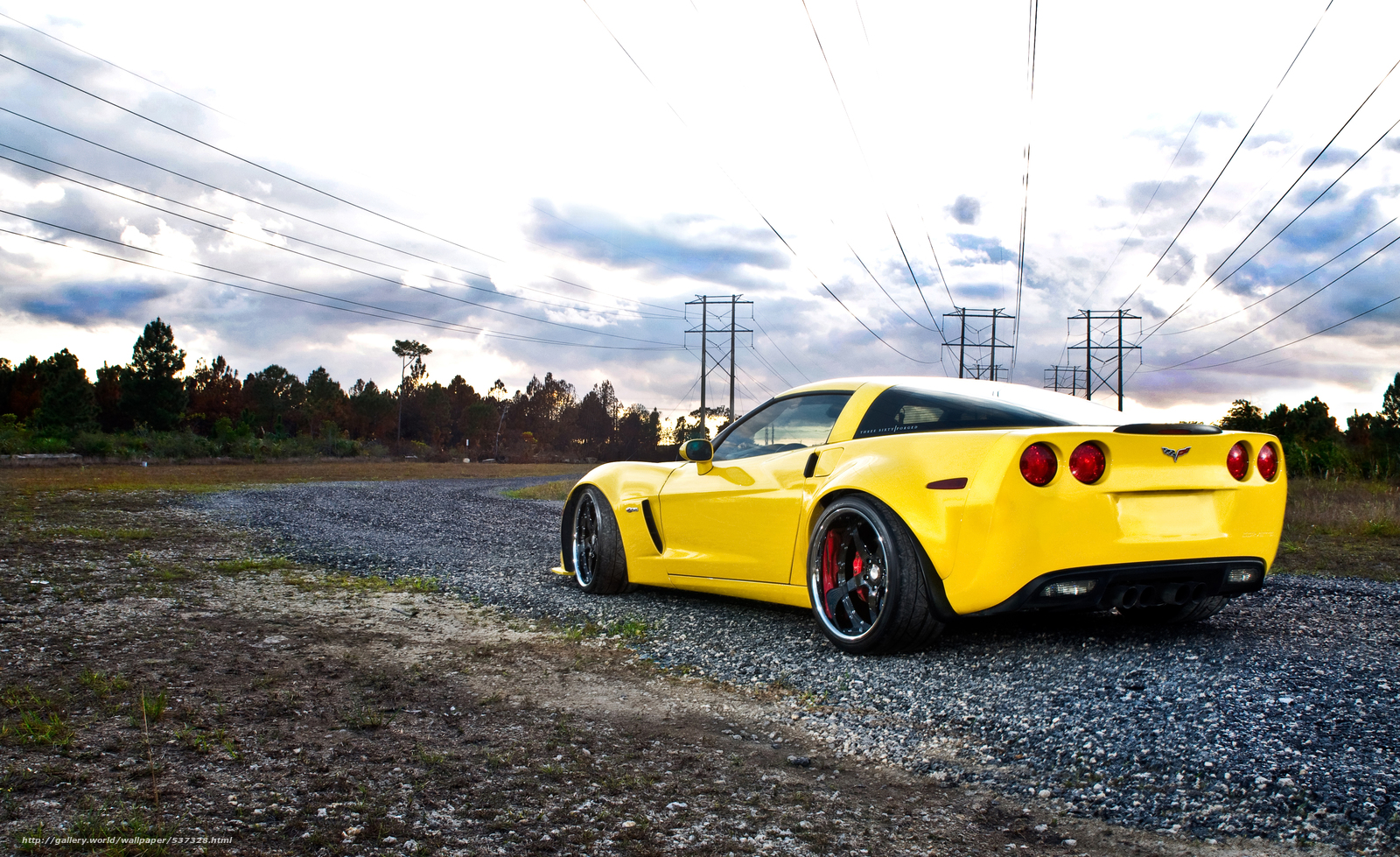 Download wallpaper wide body chevrolet corvette free desktop wallpaper in the resolution 4304x2634 picture 537328