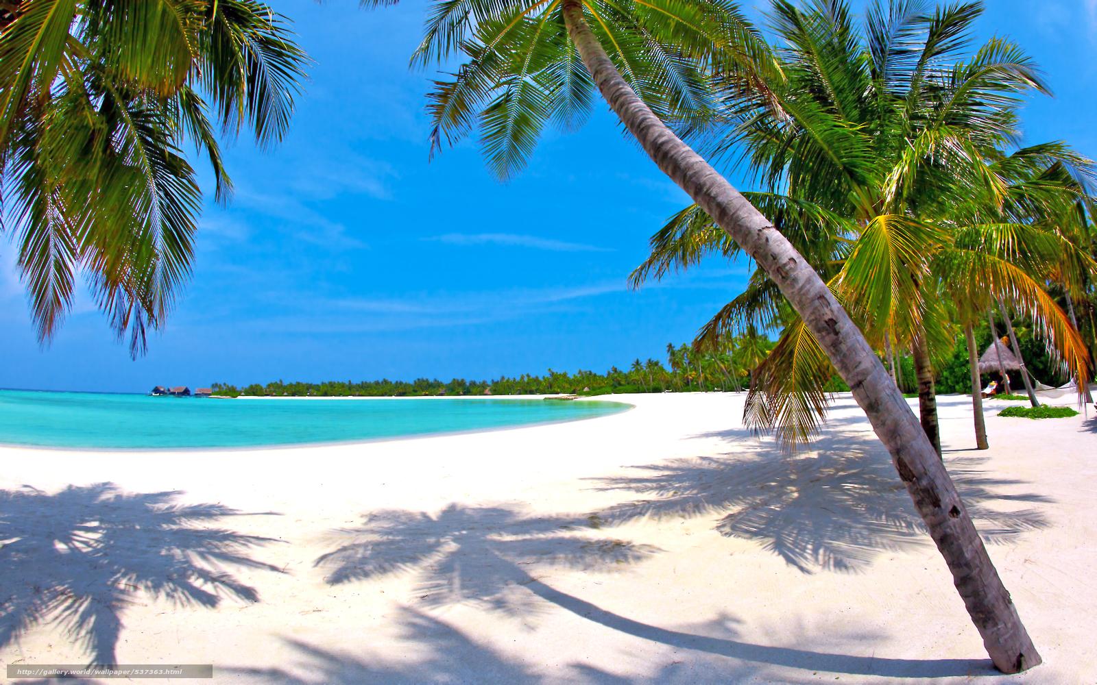 Tlcharger fond d 39 ecran paysage plage mer fonds d 39 ecran gratuits pou - Plage de reve vietnam ...