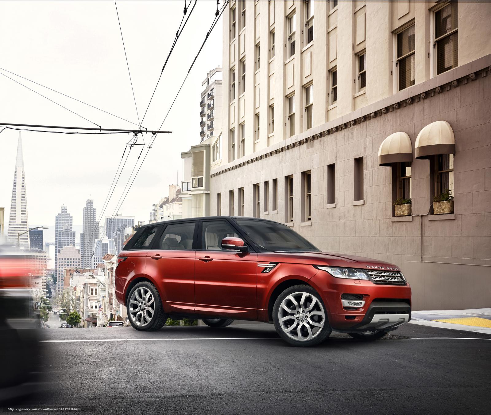 Tlcharger Fond D'ecran 2014, Land Rover, Range Rover