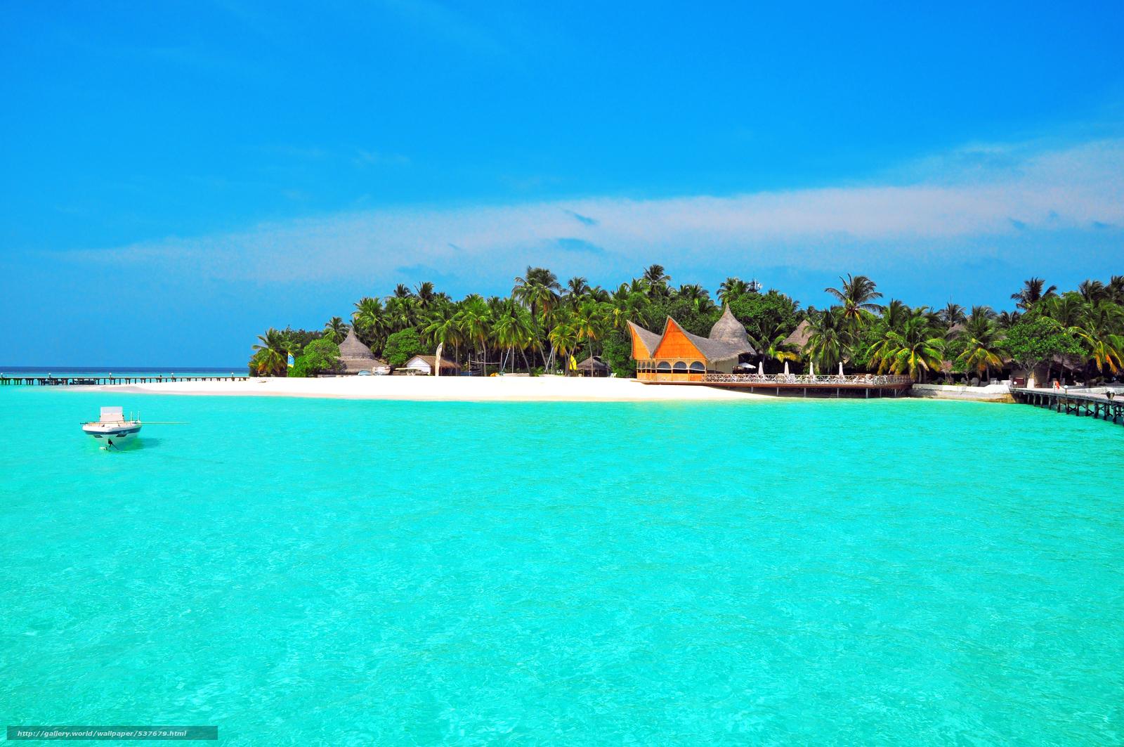 scaricare gli sfondi tropici,  mare,  isola,  spiaggia Sfondi gratis per la risoluzione del desktop 4288x2848 — immagine №537679