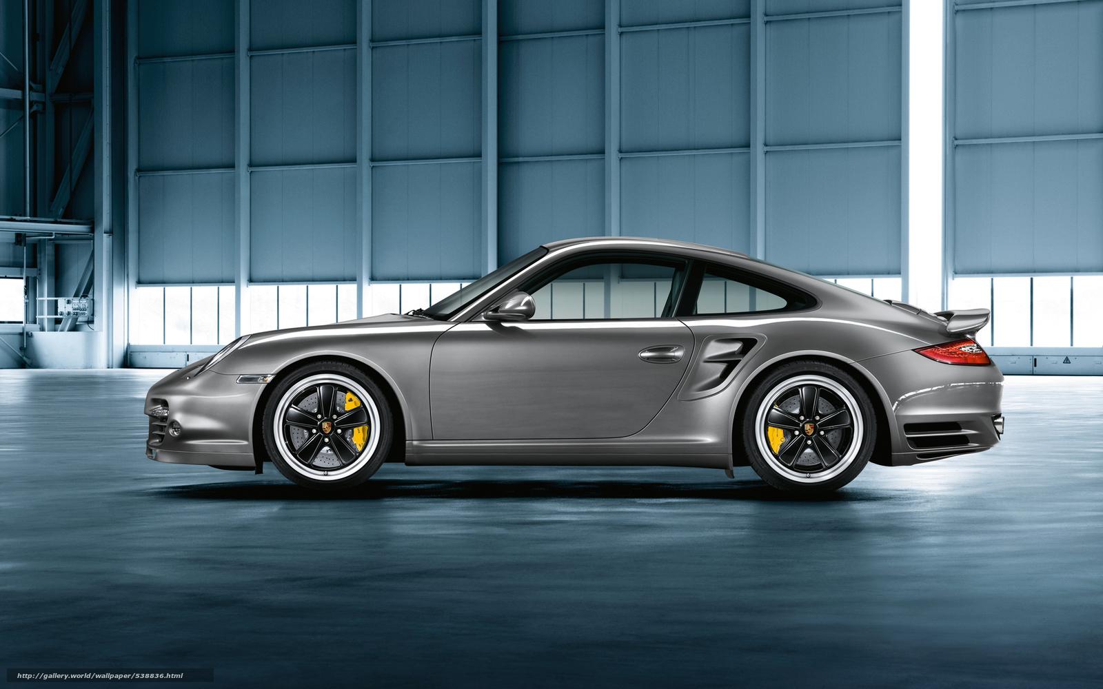 Tlcharger Fond D Ecran Porsche 911 Turbo 997 Fonds D