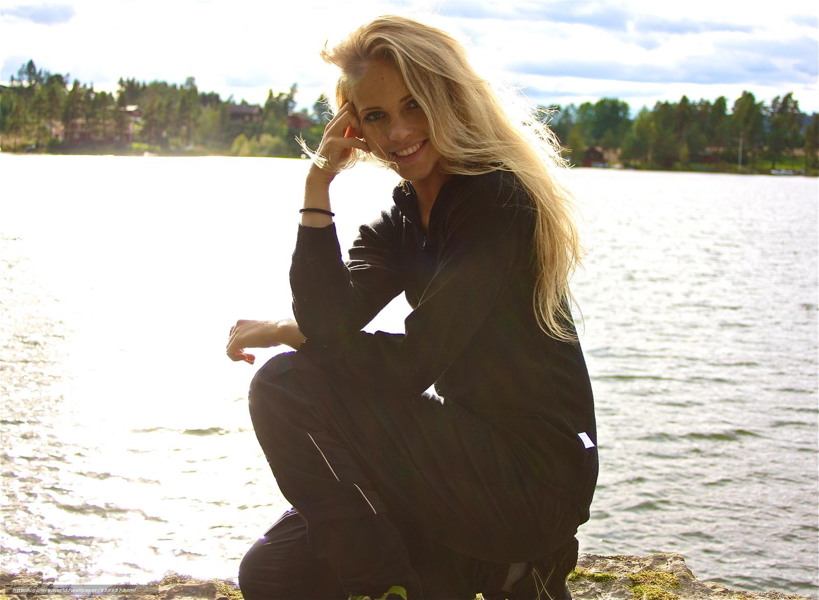 из знакомство девушки норвегии
