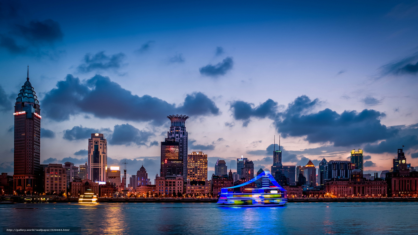 Pudong Tag wallpapers Shanghai Cityscape Night China Pices
