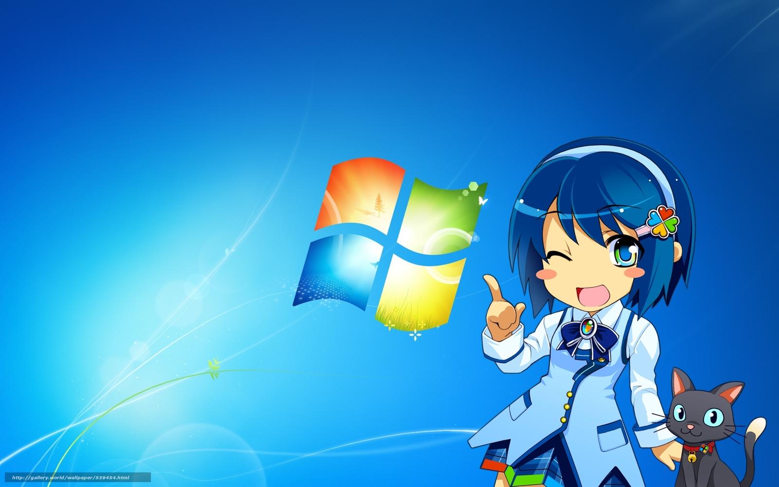 Download Wallpaper Windows 7 Wallpapers 3d Free Desktop