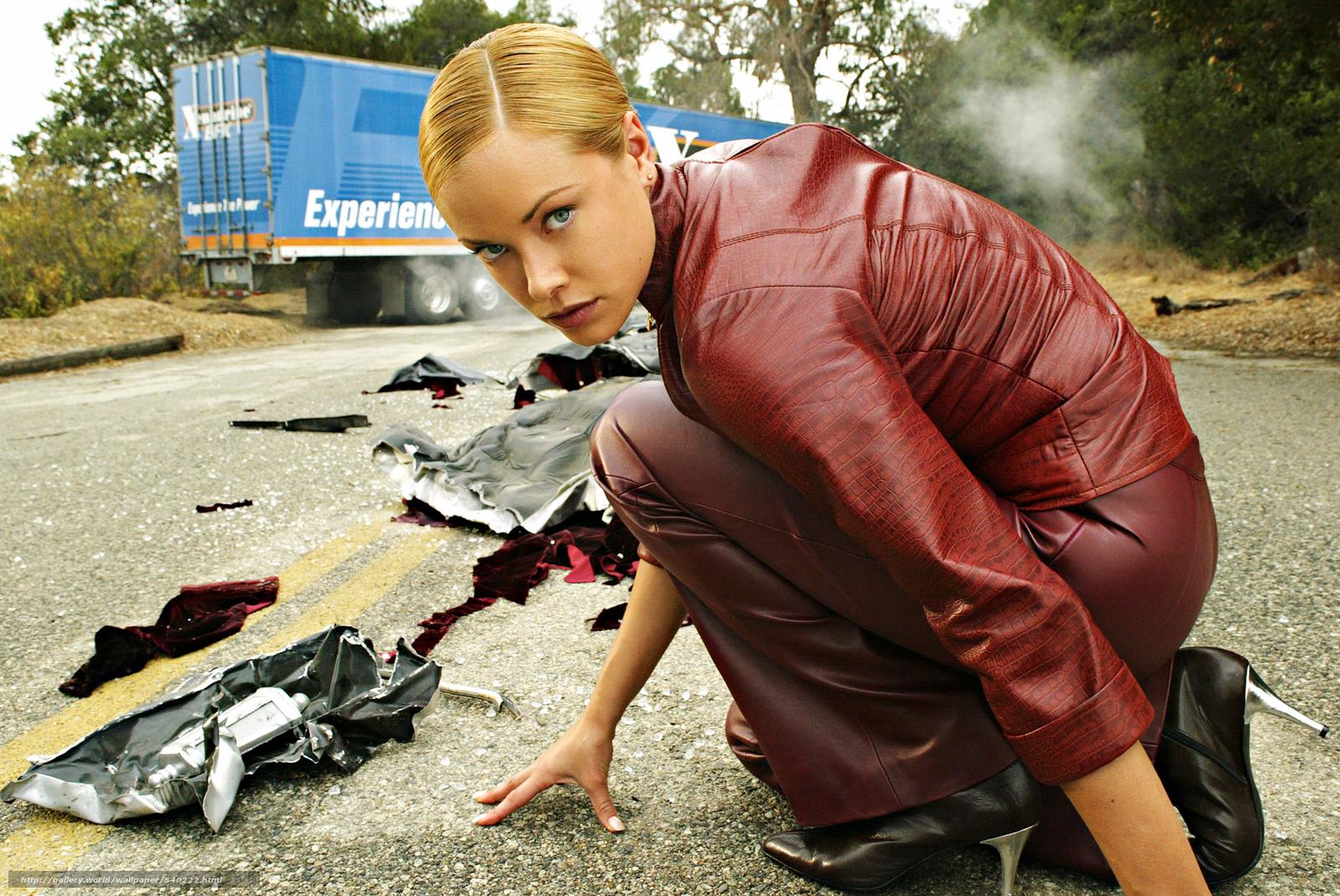 Descargar gratis Kristanna Loken,  Terminator,  3 Fondos de escritorio en la resolucin 3000x2007 — imagen №540222