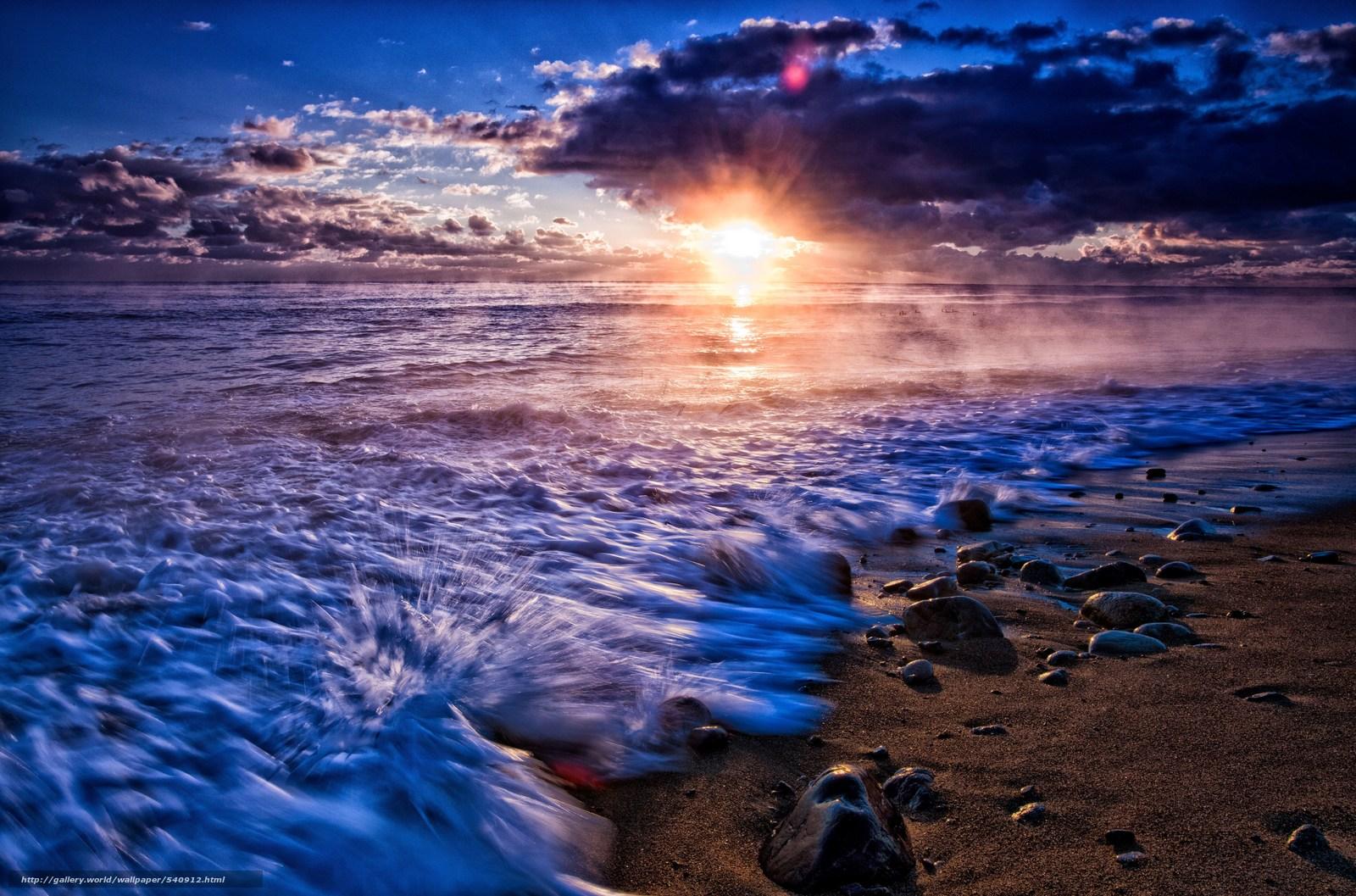 Скачать обои природа,  пейзаж,  море,  вода бесплатно для рабочего стола в разрешении 5600x3700 — картинка №540912