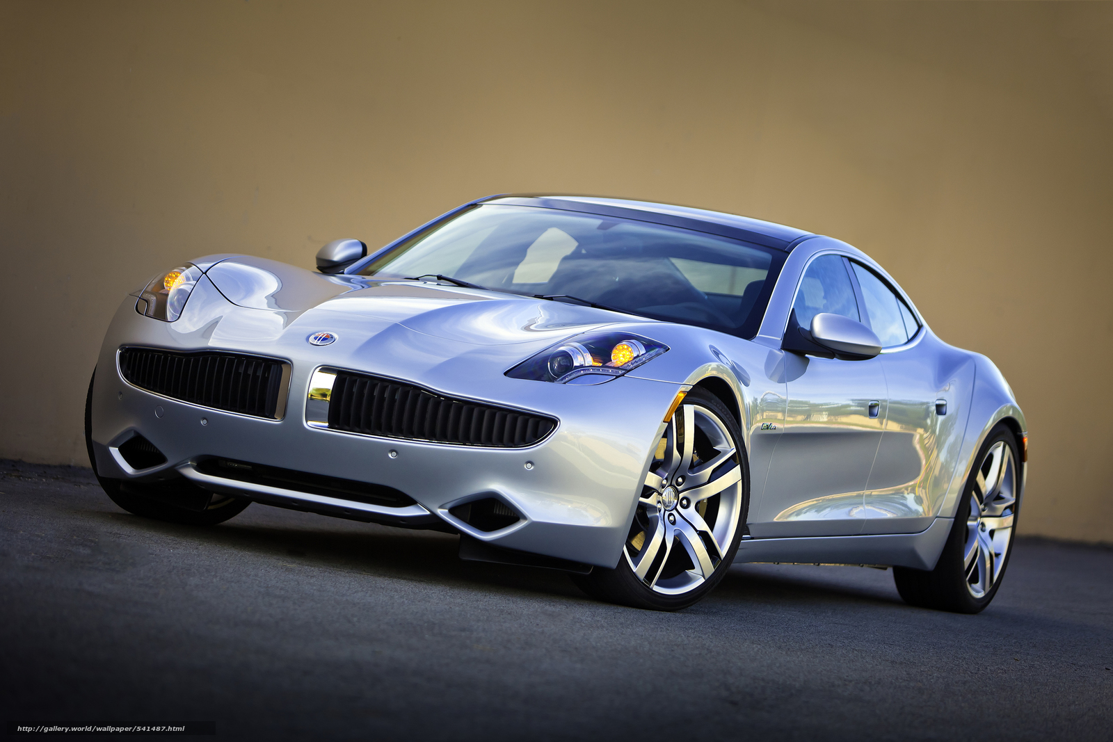 Download wallpaper Fisker,  Karma,  2012 free desktop wallpaper in the resolution 2362x1575 — picture №541487