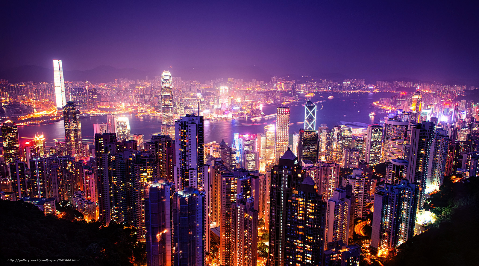 <b>Hong Kong</b> Skyline Day To <b>Night</b> - 4K Stock Footage Video 5463776 ...