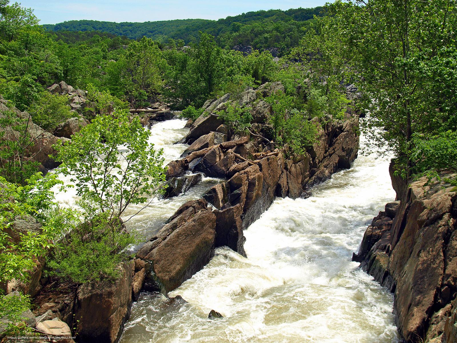 scaricare gli sfondi Memorial Parkway a McLean,  Virginia,  fiume,  Rocce Sfondi gratis per la risoluzione del desktop 3648x2736 — immagine №542621