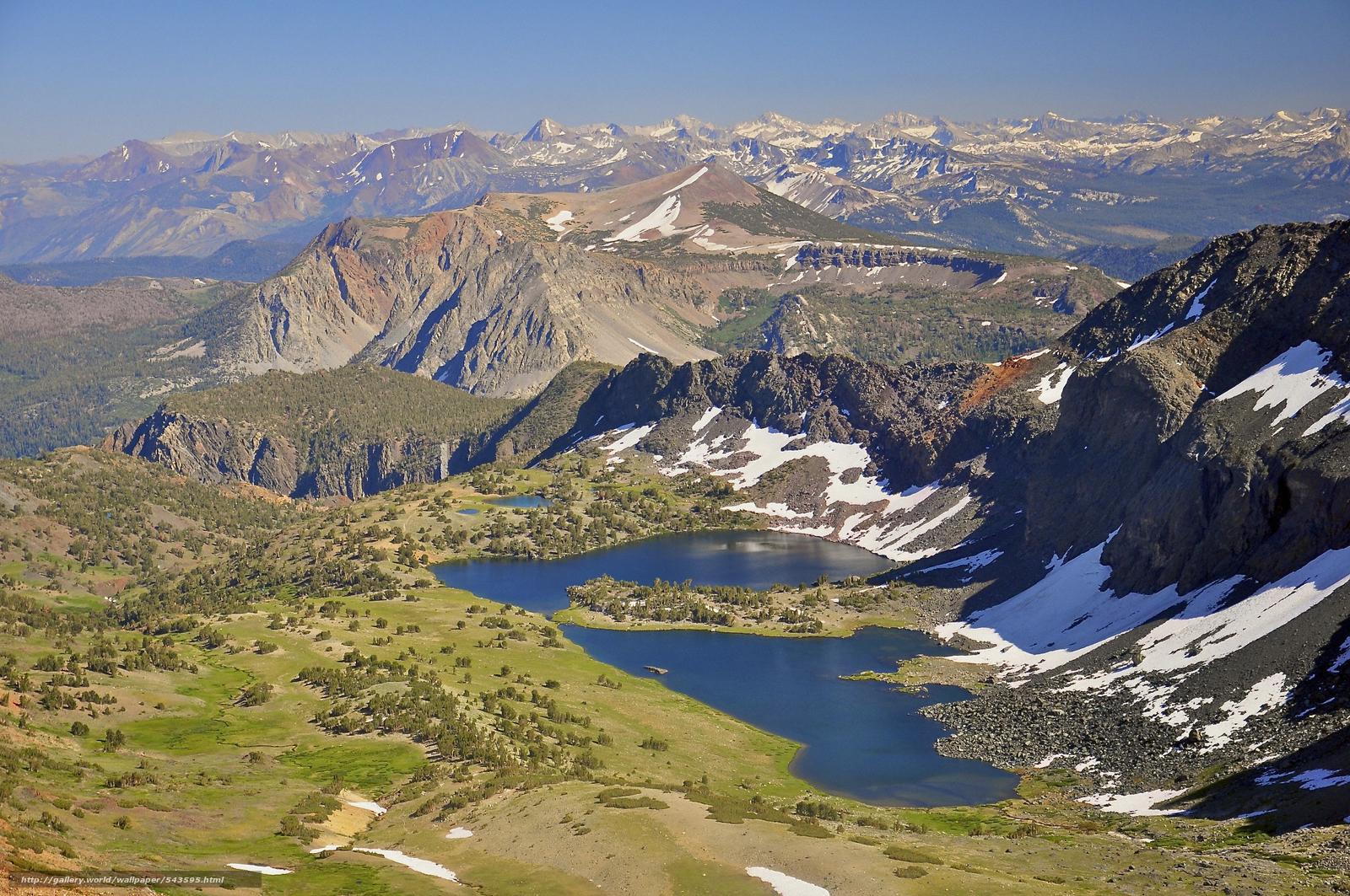 壁紙をダウンロード アルジェ湖 アンセル アダムスの荒野 カリフォルニア 米国 デスクトップの解像度のための無料壁紙 2144x1424 絵