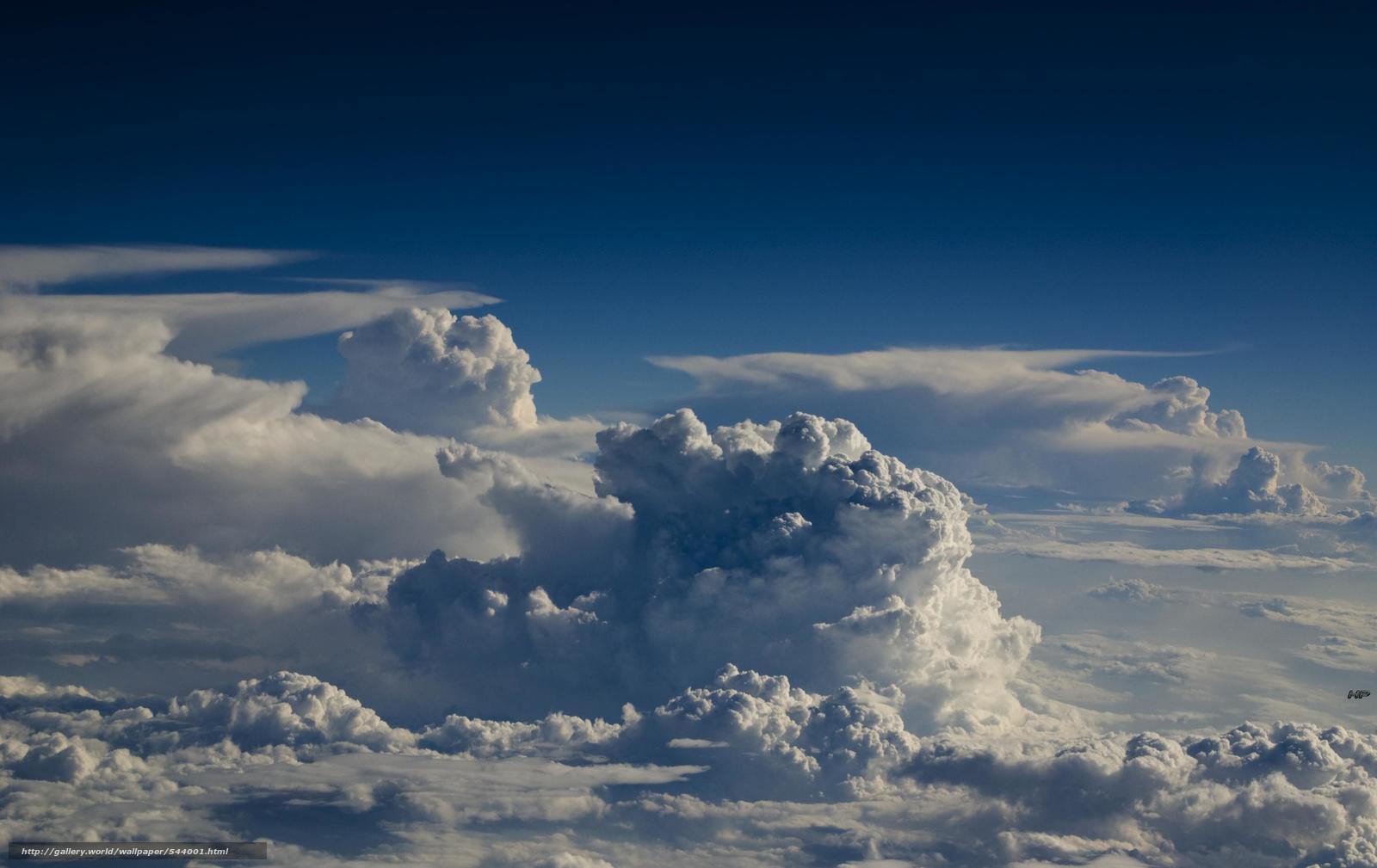 下载壁纸 天空,  云,  性质 免费为您的桌面分辨率的壁纸 3634x2292 — 图片 №544001