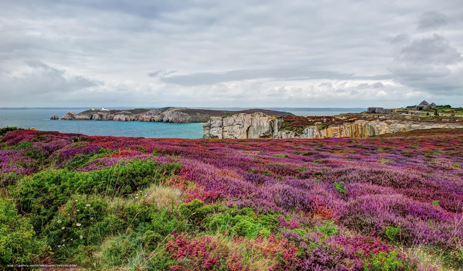 Tlcharger Fond d'ecran Bretagne, France, mer, côte Fonds d'ecran gratuits pour votre rsolution ...