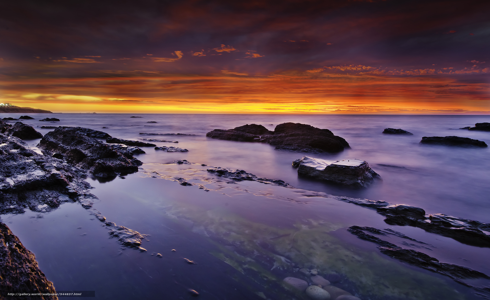Download wallpaper south australia sunset sea landscape for South australia landscape