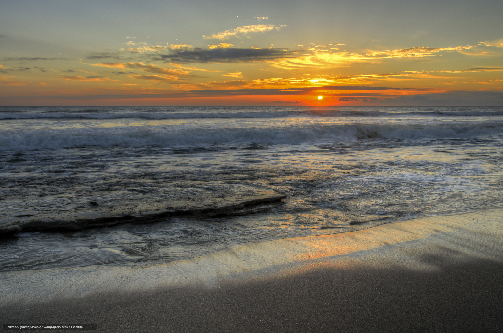 scaricare gli sfondi tramonto,  oceano,  puntellare,  paesaggio Sfondi gratis per la risoluzione del desktop 2400x1590 — immagine №545212