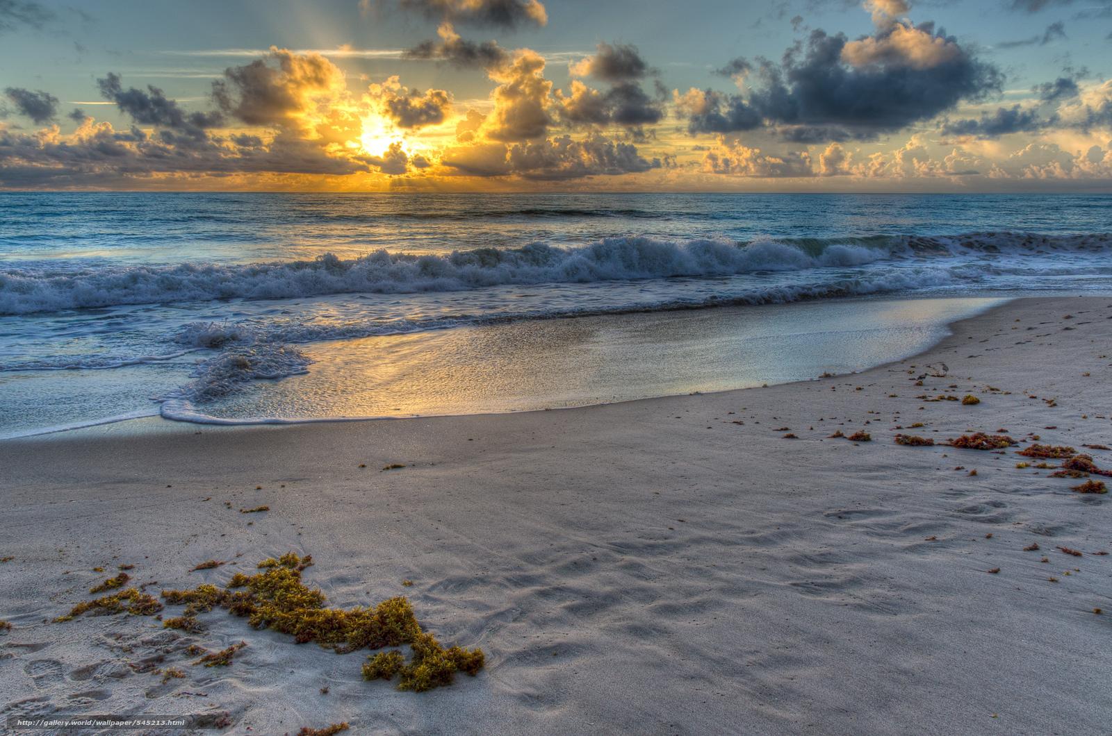 scaricare gli sfondi tramonto,  oceano,  puntellare,  paesaggio Sfondi gratis per la risoluzione del desktop 2400x1590 — immagine №545213
