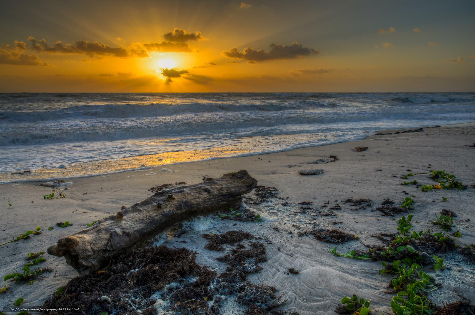 scaricare gli sfondi tramonto,  oceano,  puntellare,  paesaggio Sfondi gratis per la risoluzione del desktop 2400x1590 — immagine №545214