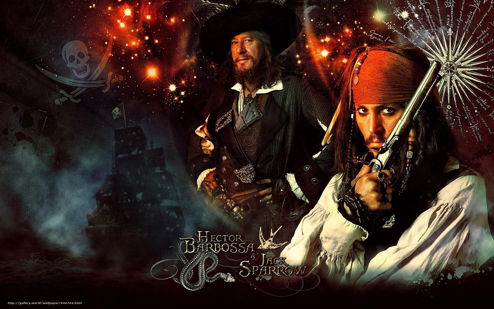 scaricare gli sfondi Johnny Depp,  Pirati dei Caraibi,  Johnny Depp,  Pirati dei Caraibi Sfondi gratis per la risoluzione del desktop 1680x1050 — immagine №546704