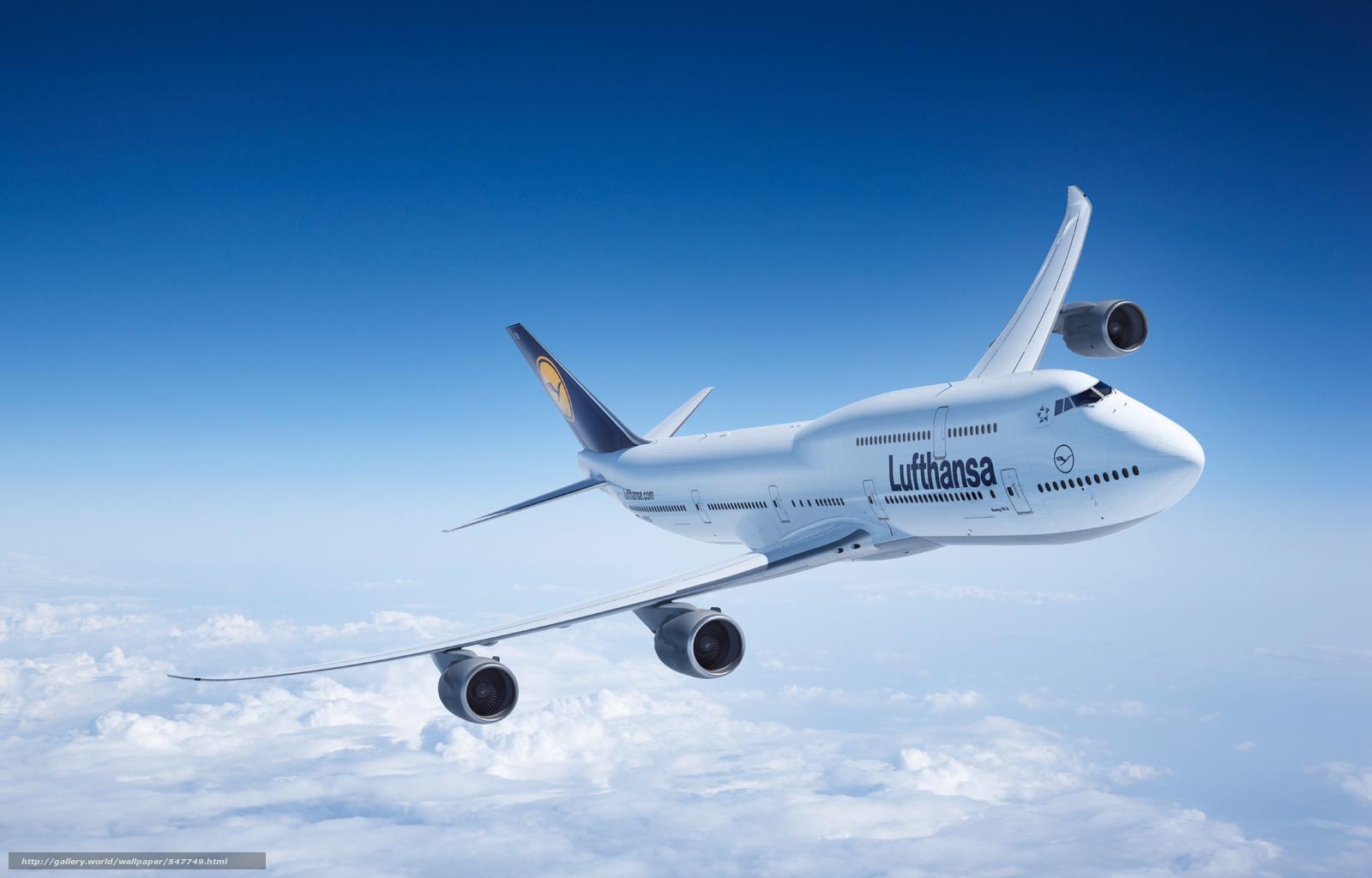 Скачать обои Самолет,  Боинг,  Boeing,  авиалайнер бесплатно для рабочего стола в разрешении 2504x1602 — картинка №547749