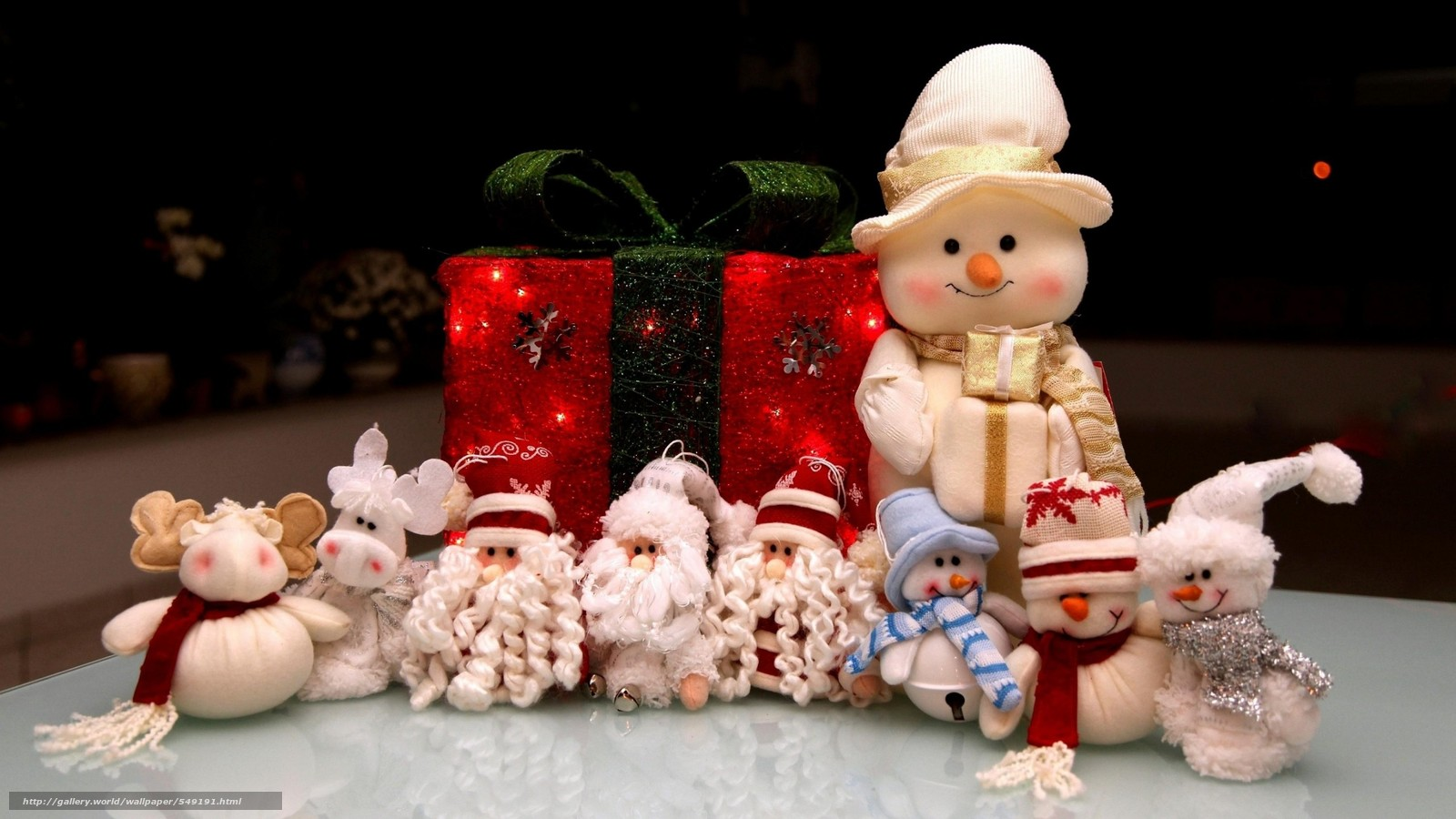 christmas wallpaper free download pc