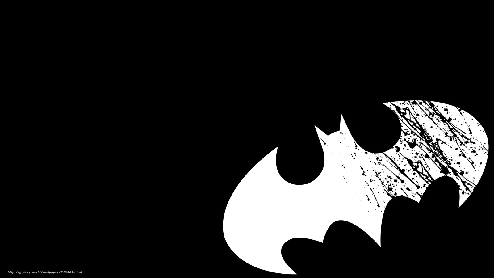 Download wallpaper art,  Batman,  Dark Knight,  The Dark Knight free desktop wallpaper in the resolution 1920x1080 — picture №549561