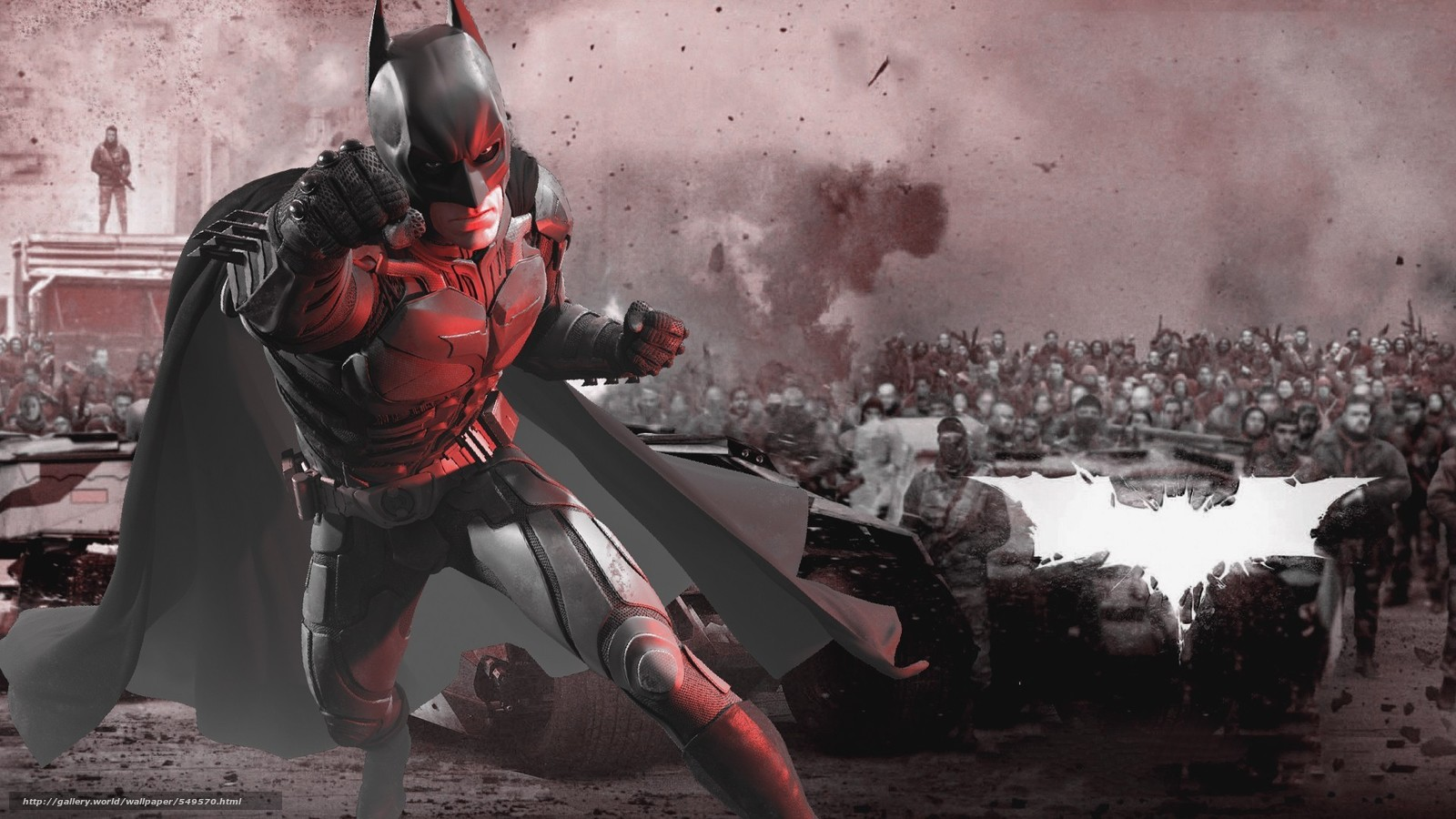Download wallpaper Batman,  Bruce Wayne,  Dark Knight,  The Dark Knight free desktop wallpaper in the resolution 1920x1080 — picture №549570