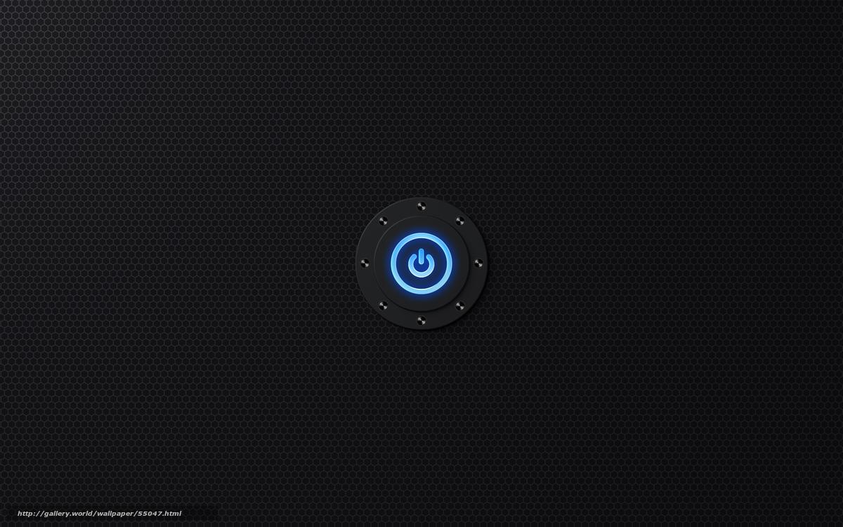 Download wallpaper button,  shutdown,  hexahedron free desktop wallpaper in the resolution 2560x1600 — picture №55047