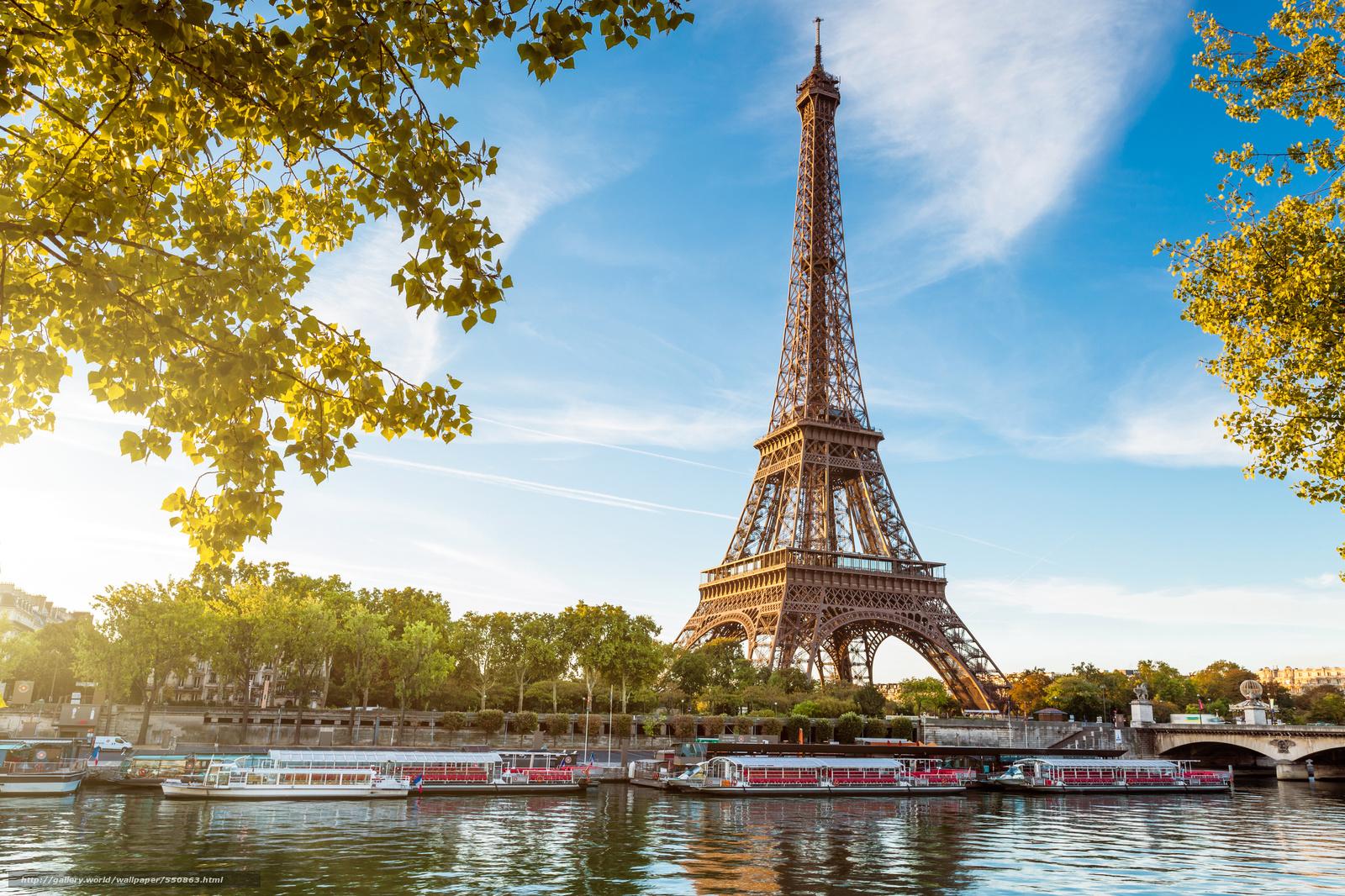 Scaricare gli sfondi senna parigi parigi la tour eiffel for Parigi travel tour