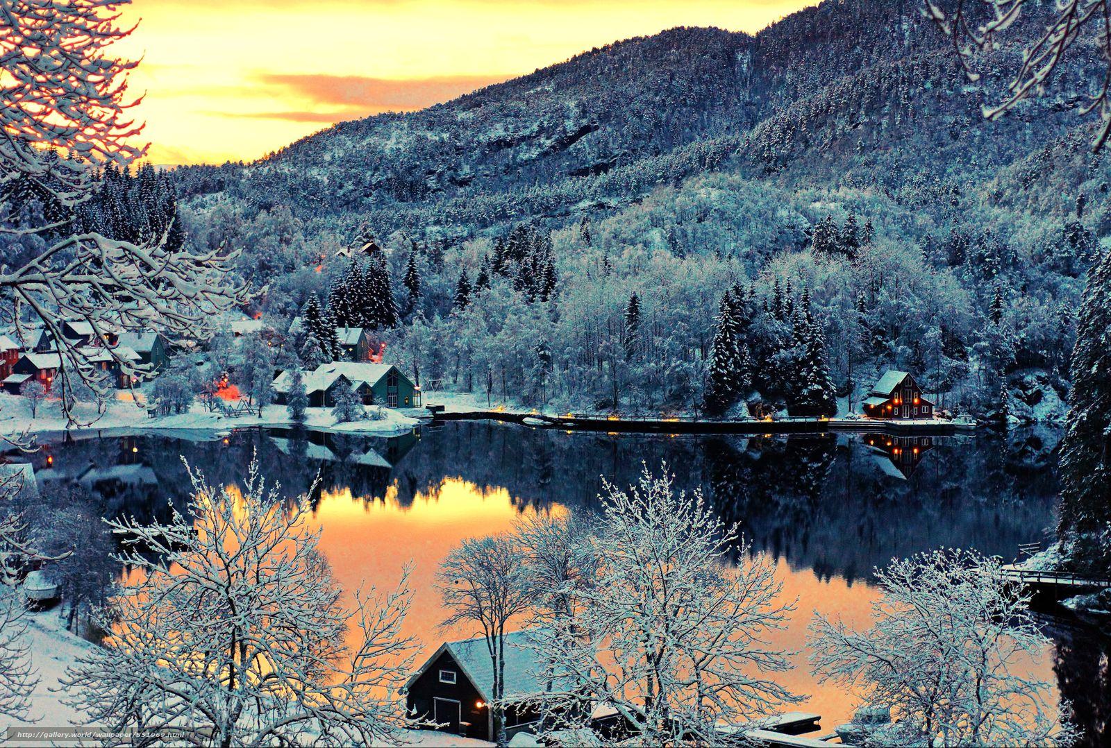 Baixar Wallpaper pôr do sol,  Finlândia,  casa,  lago Papis de parede grtis na resoluo 5839x3935 — quadro №551969
