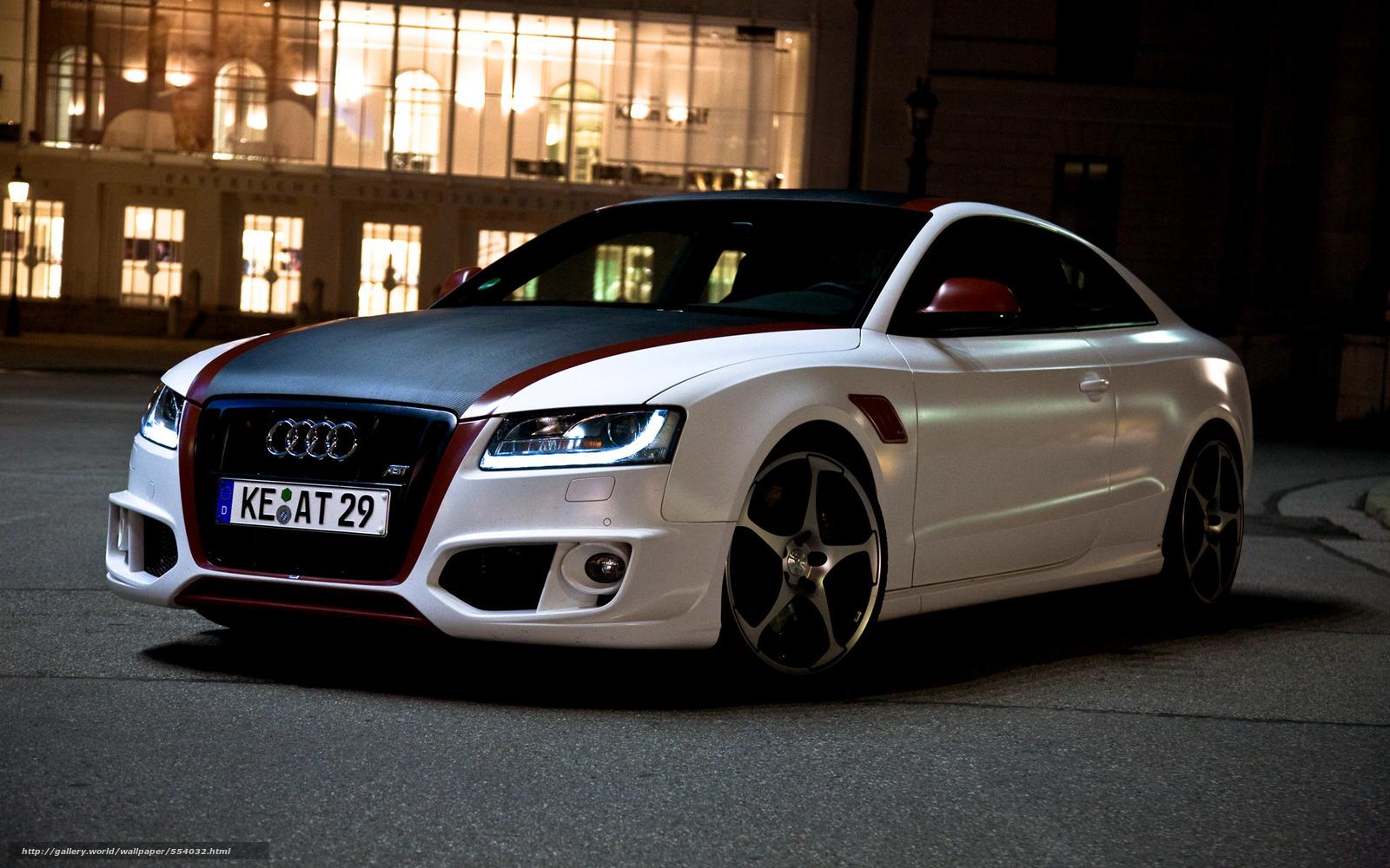 Download Wallpaper Audi A5 Abt Audi Tuning Free Desktop