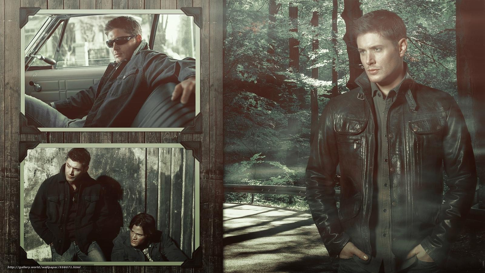 Baixar Wallpaper Sobrenatural,  Jensen Ackles,  Jared Padalecki,  filme Papis de parede grtis na resoluo 1920x1080 — quadro №558071