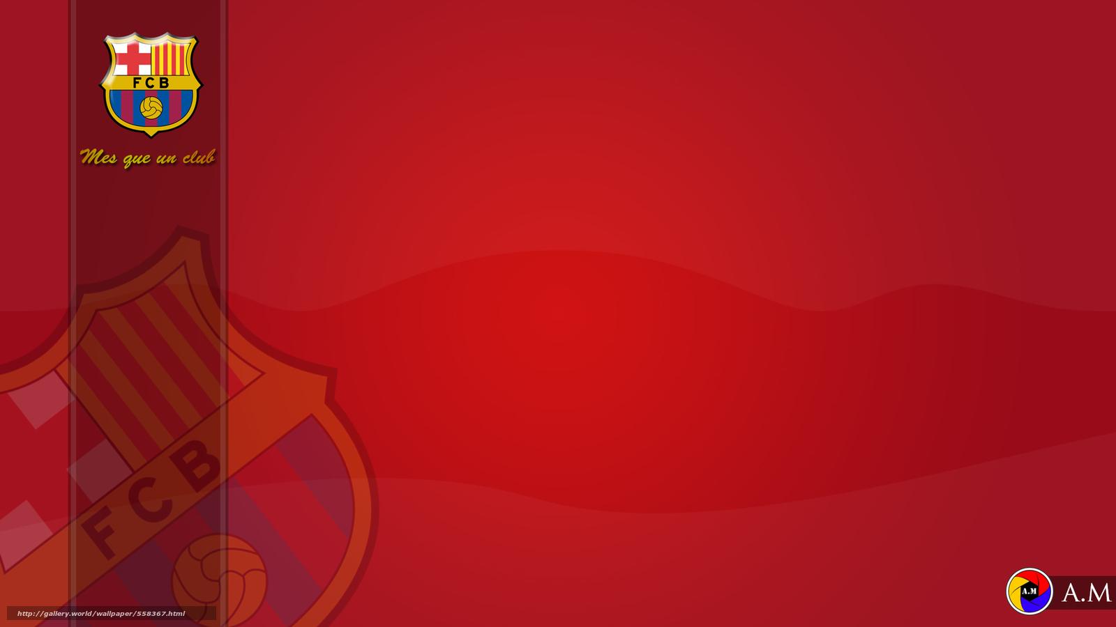 Baixar Wallpaper Futebol, Fcbarcelona, Barca, Logotipo