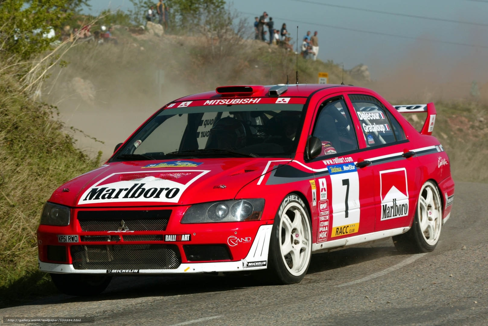Download wallpaper wrc 2002 mitsubishi lancer rally free desktop wallpaper in the resolution 1617x1080 picture 559994