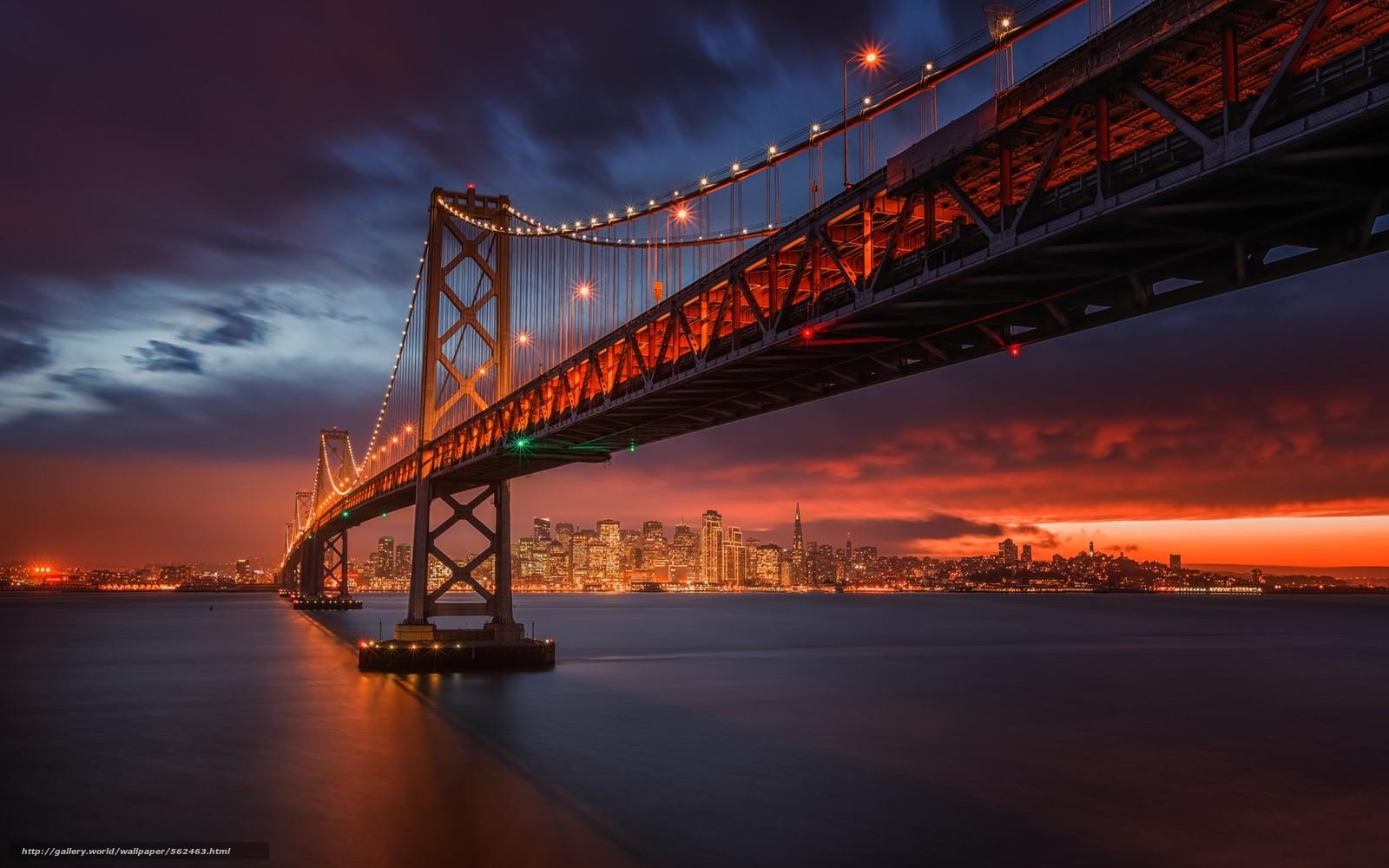 красивые мосты обои на рабочий стол № 183170 загрузить