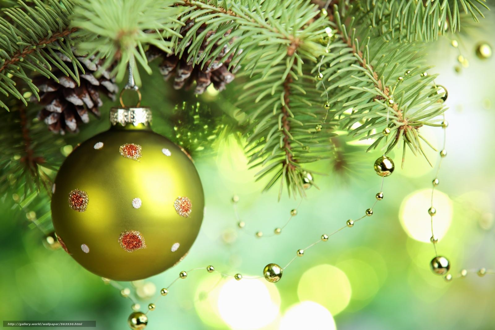 scaricare gli sfondi Natale,  Natale,  Giocattoli,  coroncina Sfondi gratis per la risoluzione del desktop 5000x3330 — immagine №563530
