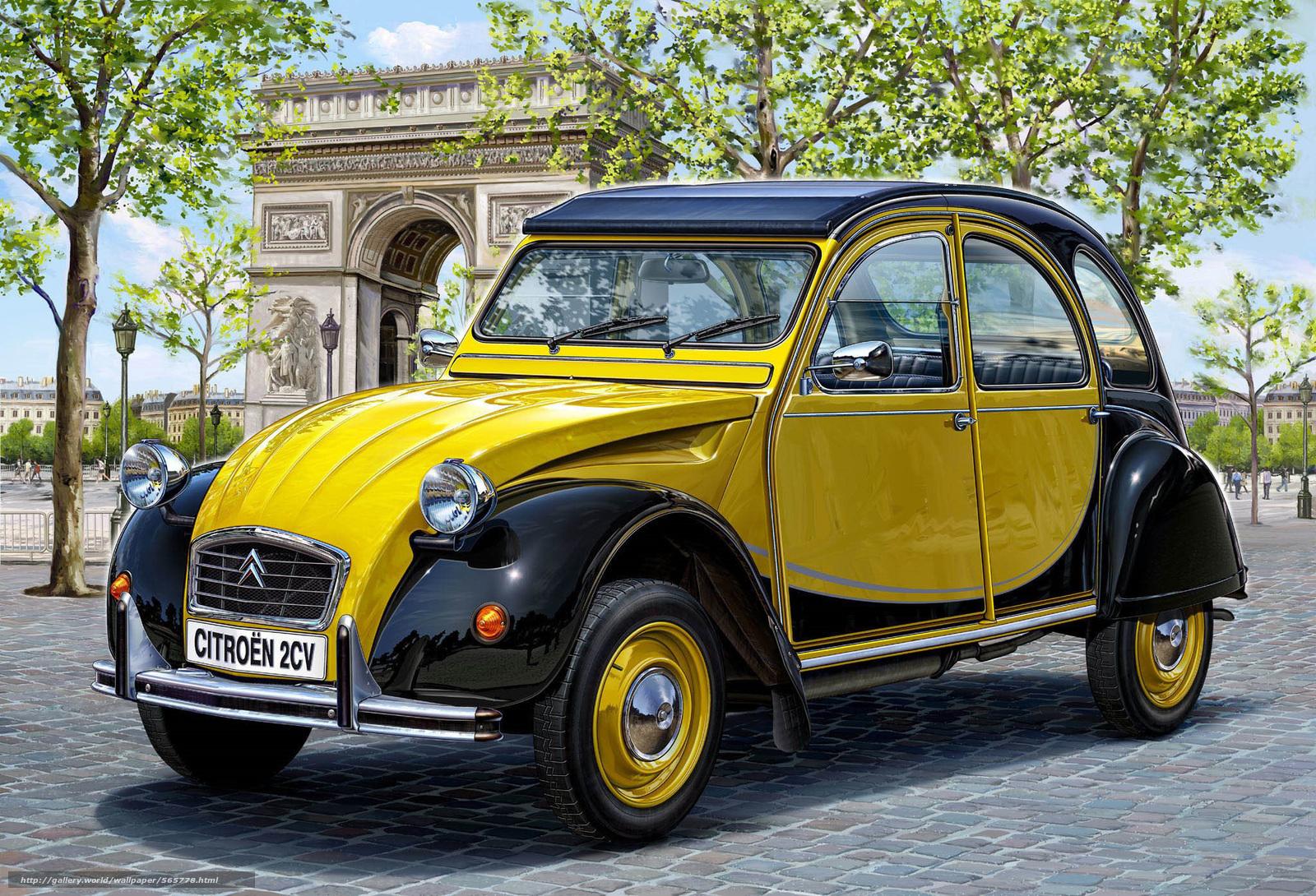 Скачать обои автомобиль,  из,  один,  французского бесплатно для рабочего стола в разрешении 2048x1395 — картинка №565778