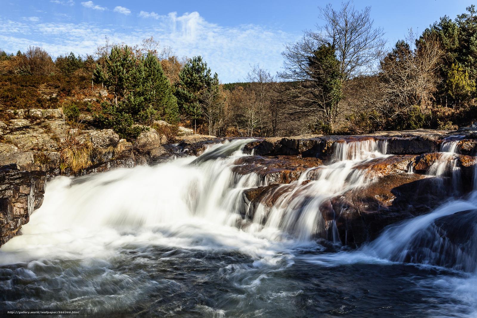 壁纸 风景 旅游 瀑布 山水 桌面 1600_1067