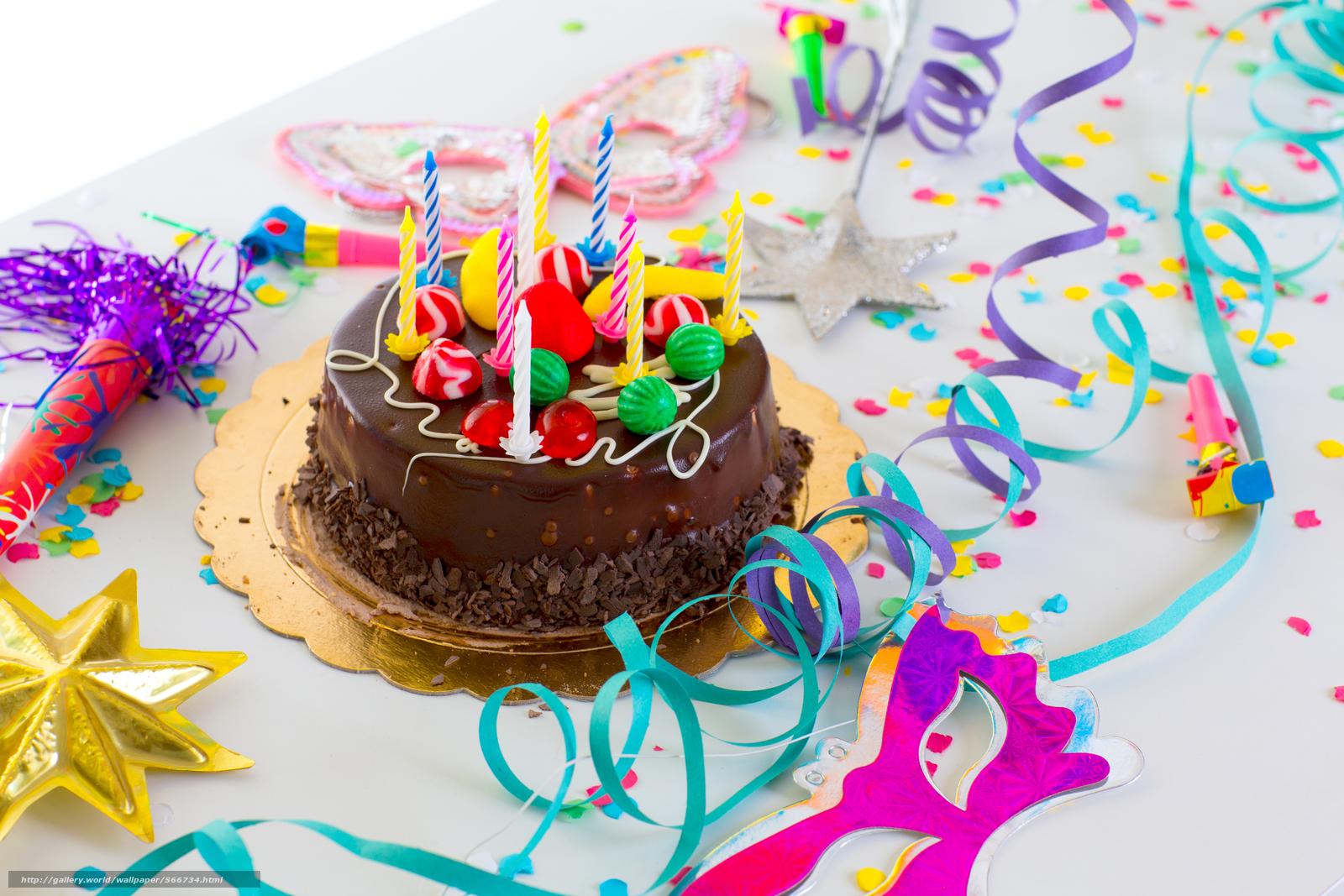 tlcharger fond d 39 ecran bougies joyeux anniversaire serpentin g teau fonds d 39 ecran gratuits. Black Bedroom Furniture Sets. Home Design Ideas