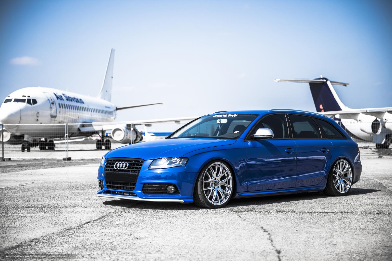 Скачать обои Самолеты,  Ауди,  Аэропорт,  Audi бесплатно для рабочего стола в разрешении 7360x4912 — картинка №567462