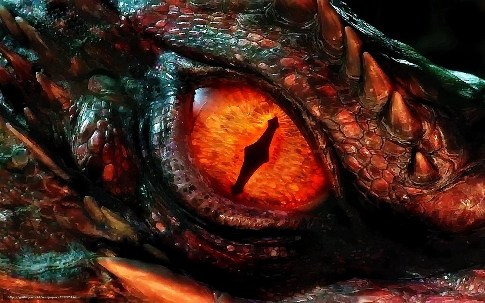 Tlcharger Fond Decran Dragon Eye 3d Art Fonds Decran