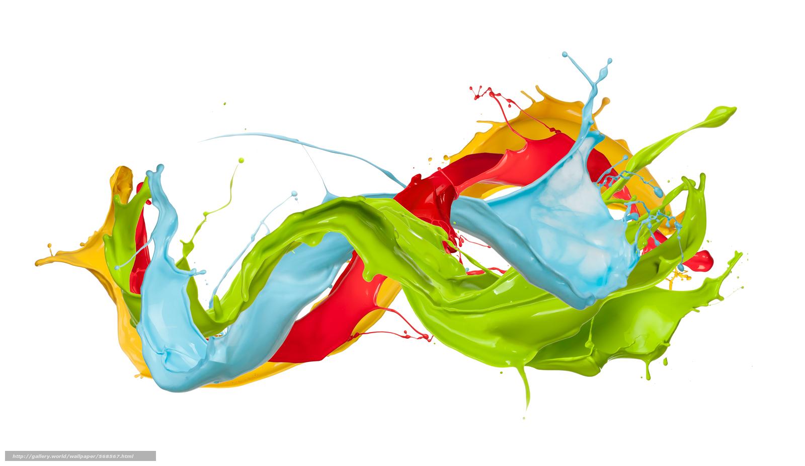 Descargar gratis gotas, Pintar, spray Fondos de escritorio en la resolucin 6500x3763 — imagen ...