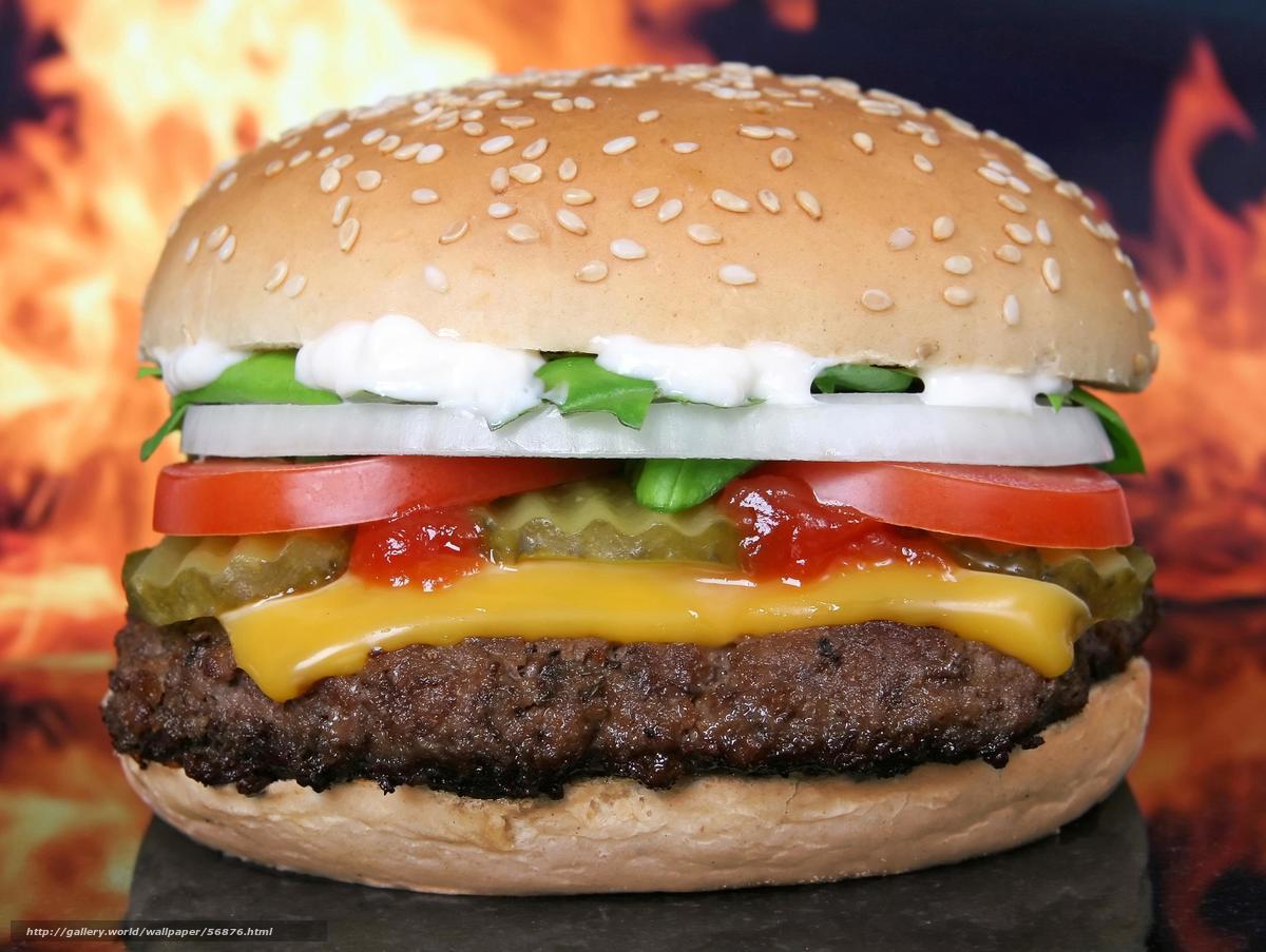 scaricare gli sfondi hamburger,  arco,  cotoletta,  pomodori Sfondi gratis per la risoluzione del desktop 3059x2303 — immagine №56876