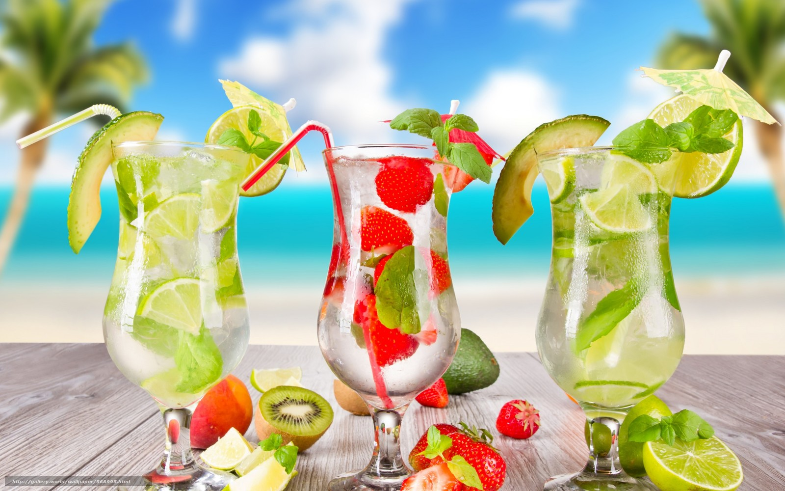 Download Wallpaper Food Drink Drinks Colorful Free Desktop In The Resolution 2560x1600 Picture No568995