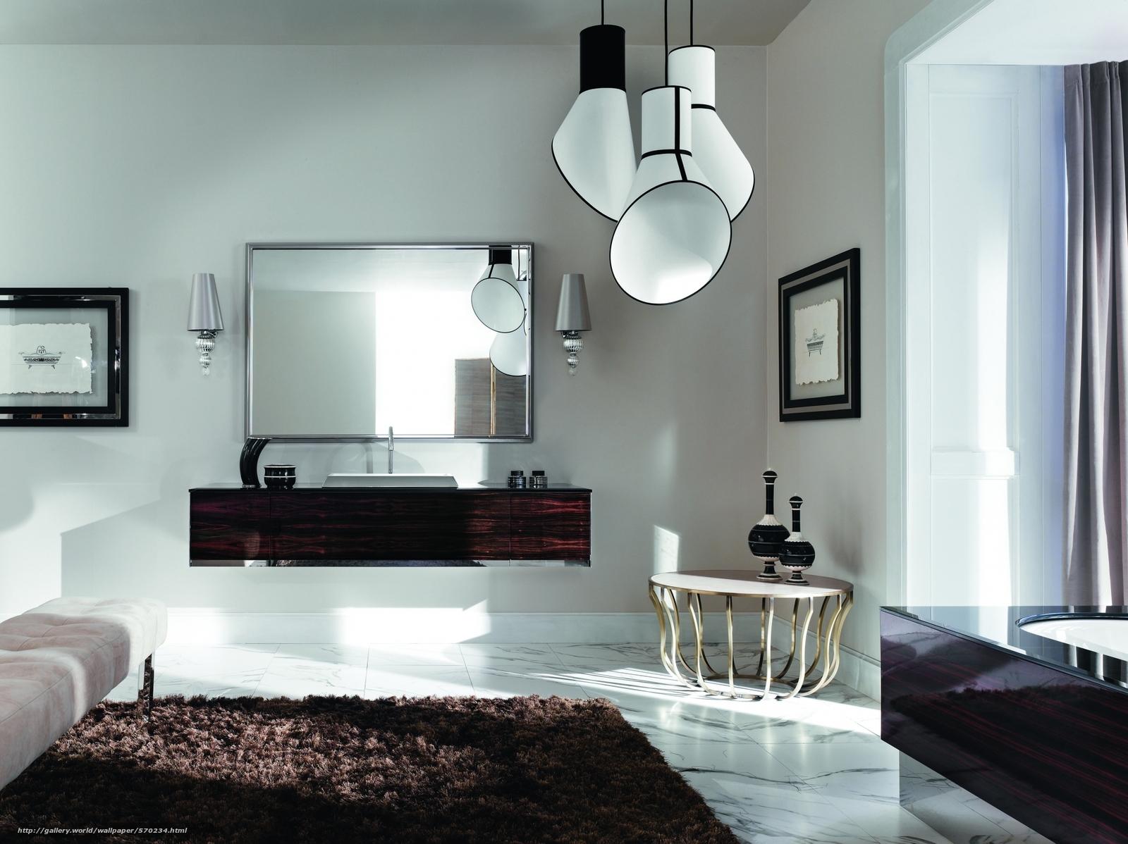 Скачать обои коричневый,  белый,  ар-деко,  дизайн бесплатно для рабочего стола в разрешении 2000x1497 — картинка №570234