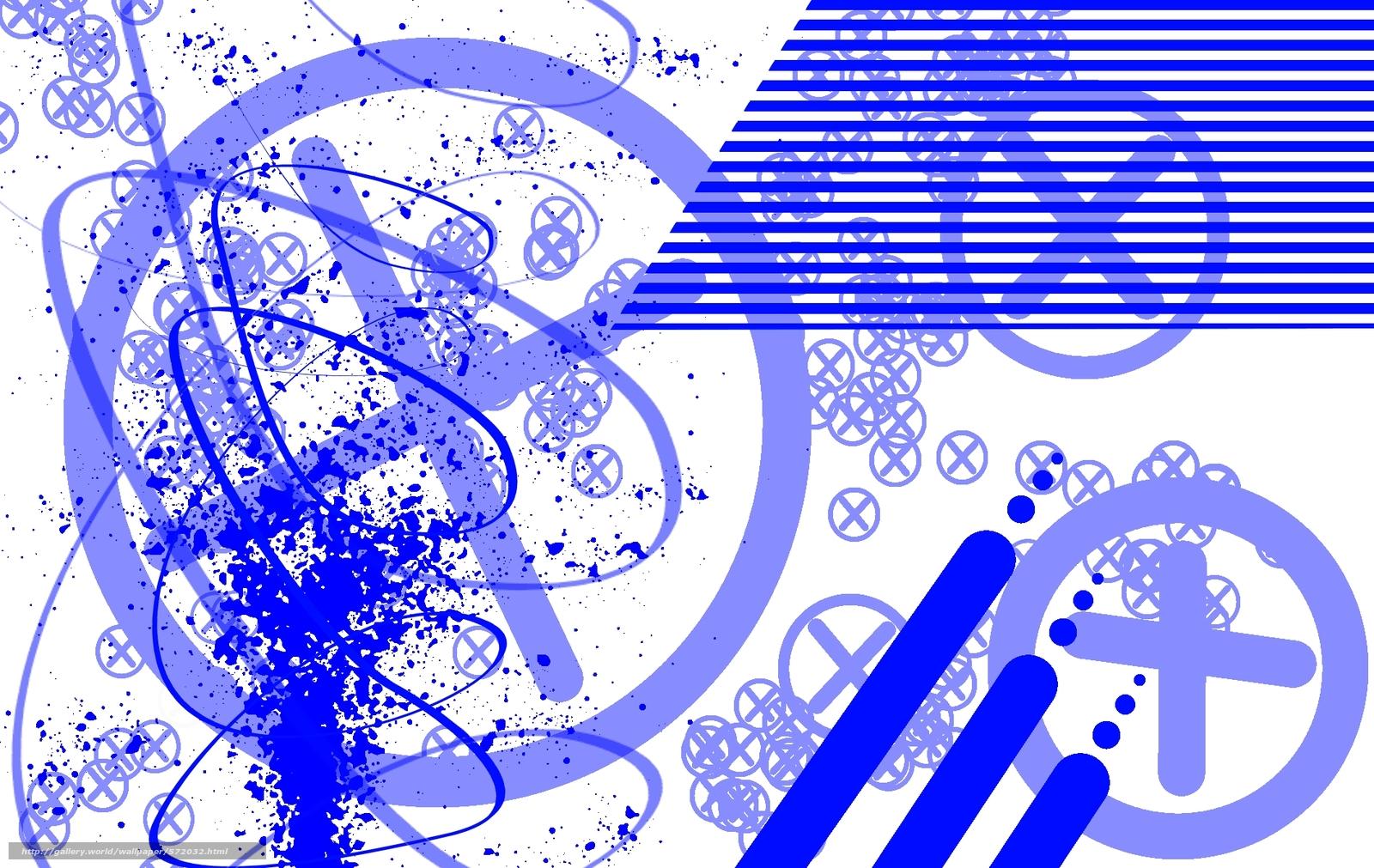 壁紙をダウンロード 抽象化,  3D,  芸術 デスクトップの解像度のための無料壁紙 1900x1200 — 絵 №572032