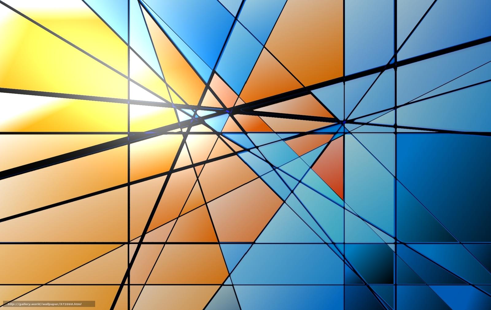 Скачать обои абстракция,  3d,  art бесплатно для рабочего стола в разрешении 1900x1200 — картинка №572060